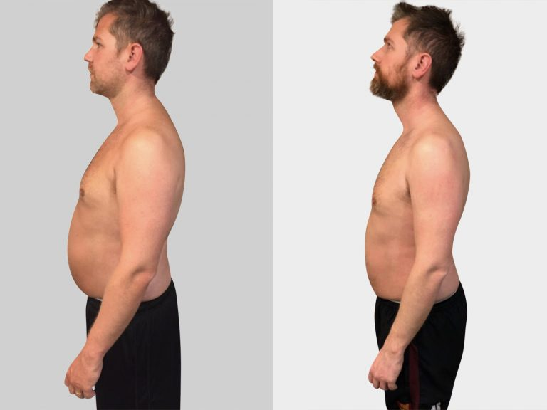Man In Putney Loses Weight With the Help of Personal Trainer